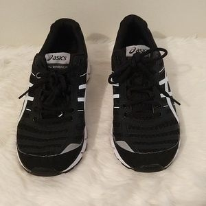 Women's athletic running shoes